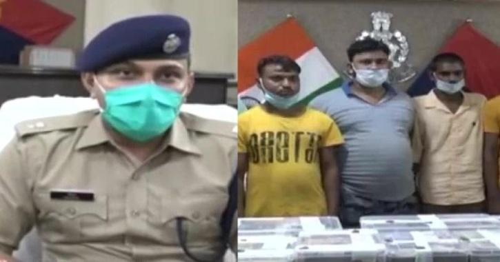 Kanpur 7 arrested for bettign racket on JEE NEET Exams
