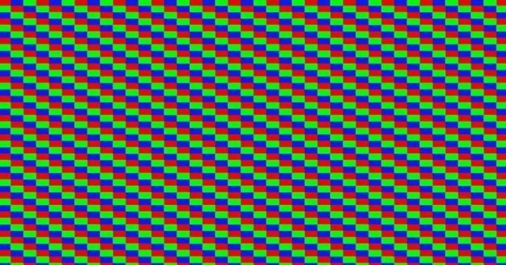 pixel screen technology