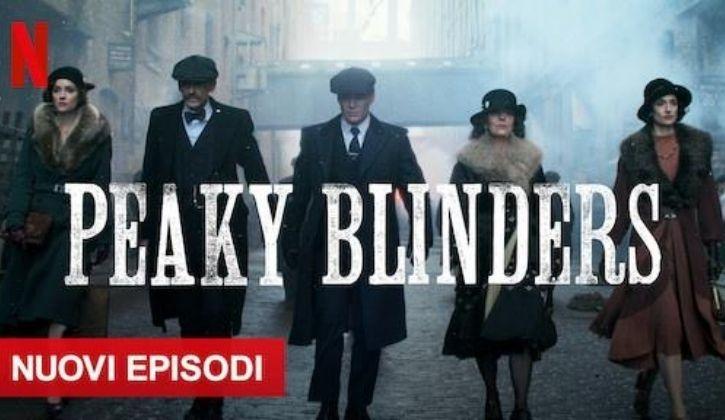 Peaky binders: best tv series on netflix