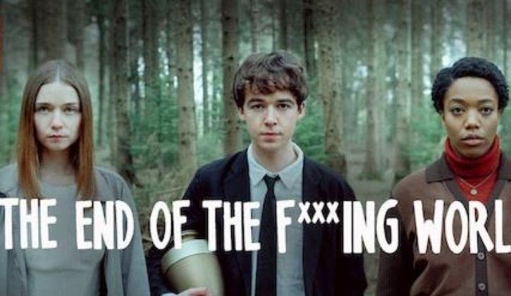 The end of the F***ing world: best netflix original series