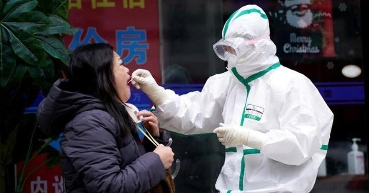 tick-borne virus in china