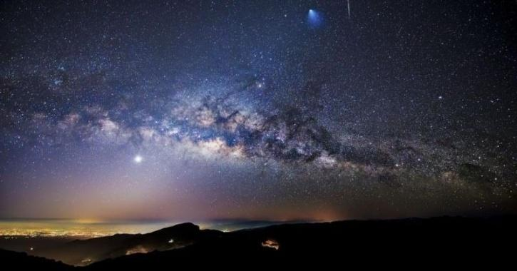 NASA Milky Way Picture