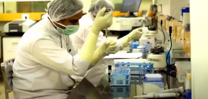 Bharat Biotech gets nod to conduct Covaxin trial through skin