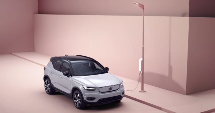 Volvo XC40 Recharge, Volvo Electric SUV, Volvo Cars India, Auto News, India EV News