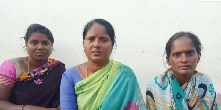 TN Woman Remove Saree To Save Youth From Drowning