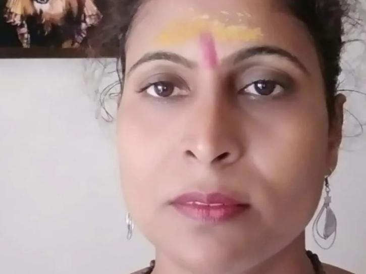 Bhojpuri film actress Anupama Pathak