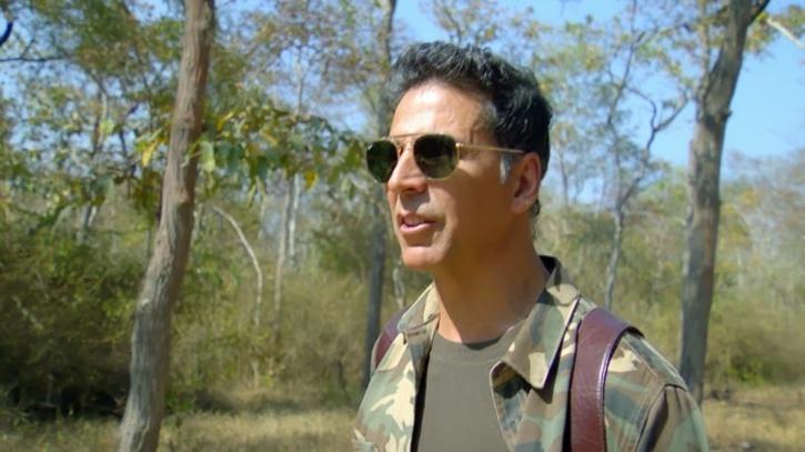Akshay Kumar / Into the Wilds