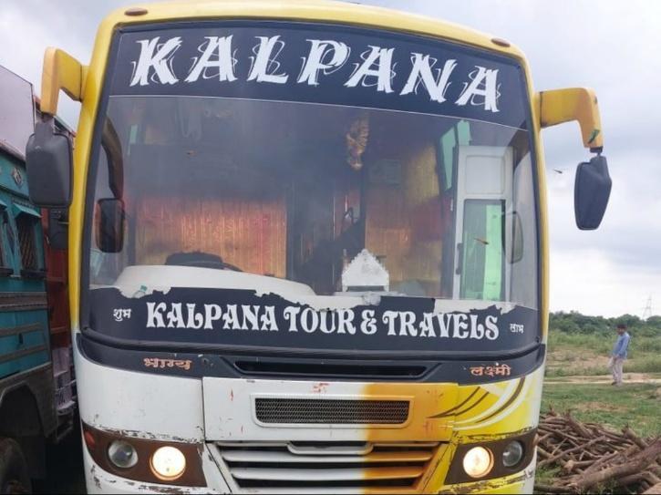 Agra Bus Hijack, UP Agra Bus Hijack, Agra Bus, Bus Hijack, Loan Recovery Agents, Uttar Pradesh Police
