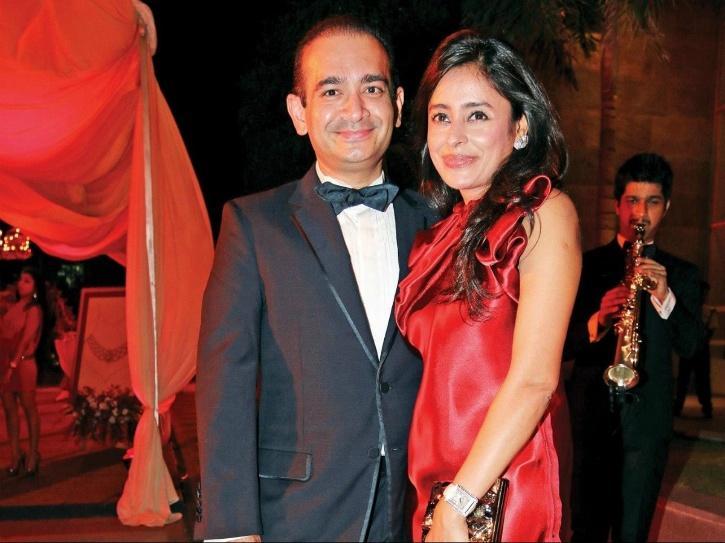 Nirav Modi, Nirav Modi wife, Ami Modi, PNB Scam, PNB Fraud Case, Interpol Arrest Warrant