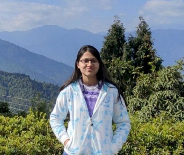 Kritti Sharma is a student from IIT bombay and discovered the asteroid that flew past earth