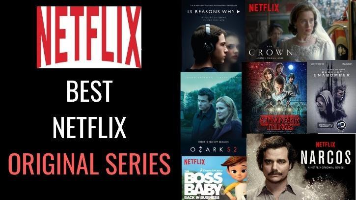 Best Netflix Series : Serials on Netflix