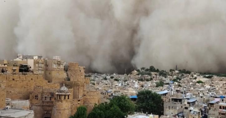 Sandstorm Jaisalmer