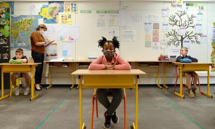 UK Schools Reopen Amid Pandemic