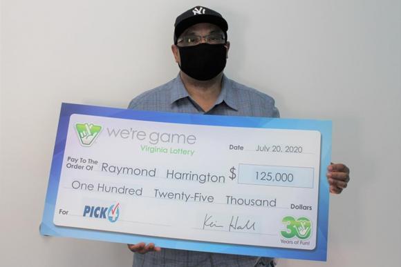 Florida man who won 25 tickets