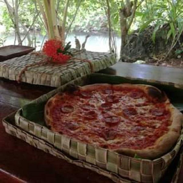 eco friendly pizza box