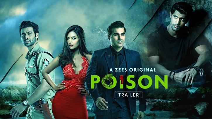 Poison zee 5 web series