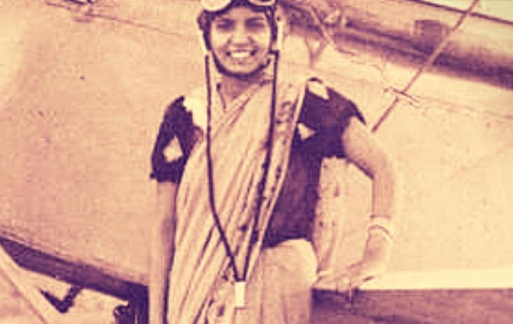 सरला ठकराल: भारत की पहली महिला पायलट, जो आसमान में उड़ने के लिए जन्मीं थी
