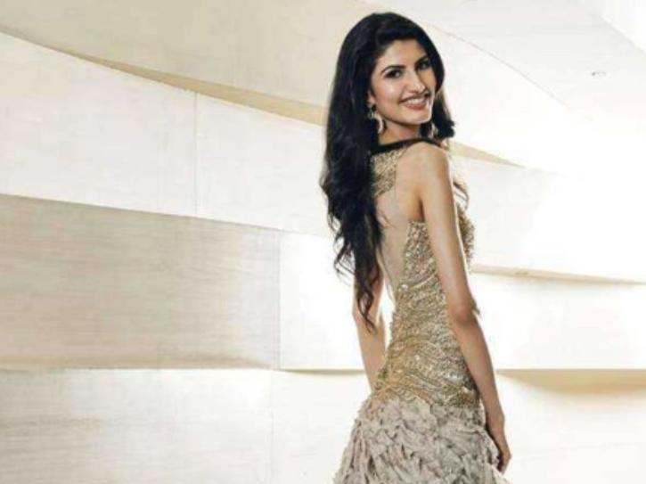 Aishwarya Sheoran, Miss India finalist
