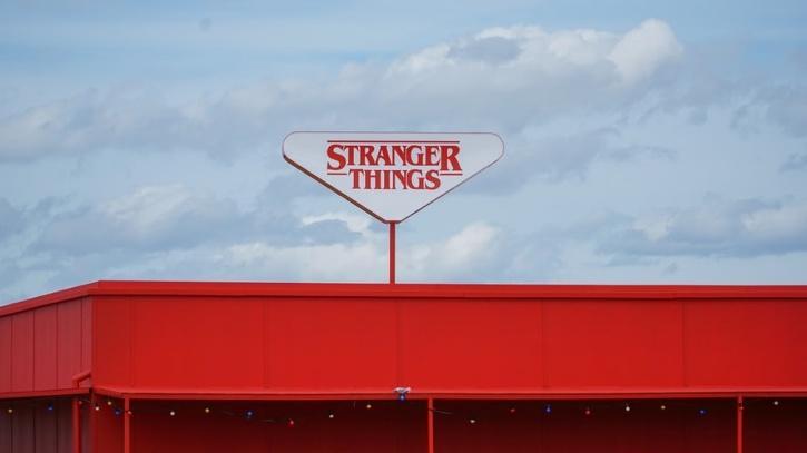 Stranger Things Netflix : Best Series on Netflix