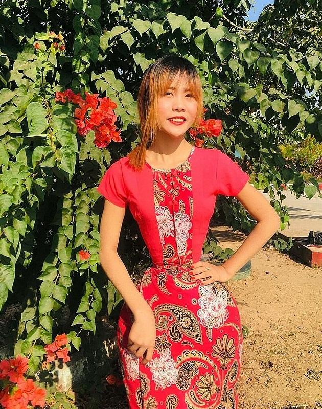 Su Naing might have world