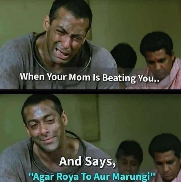 Tere Naam memes