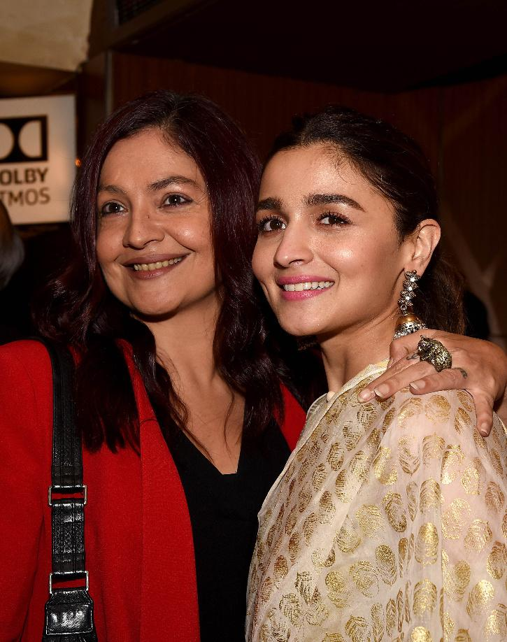 Pooja Bhatt and Alia Bhatt