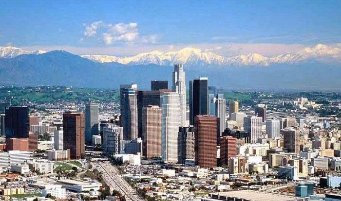 Los Angeles Before & After