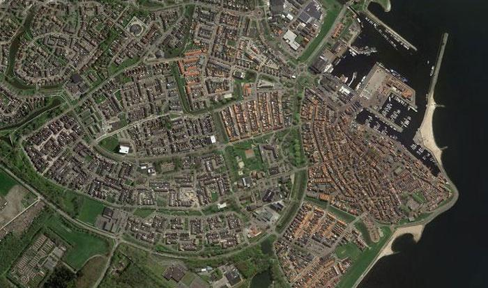 The Netherlands Before & After