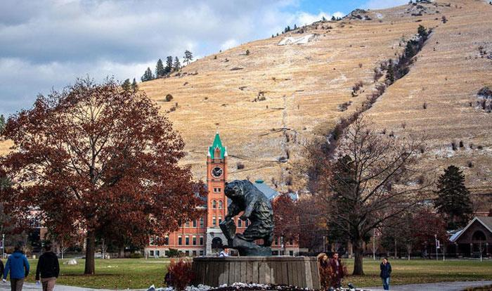 University Of Montana Before & After