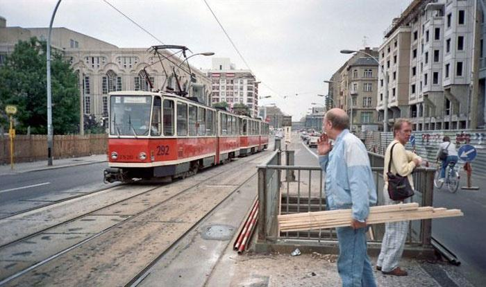 Trams Before & After