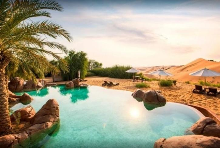 Telal Resort, Abu Dhabi