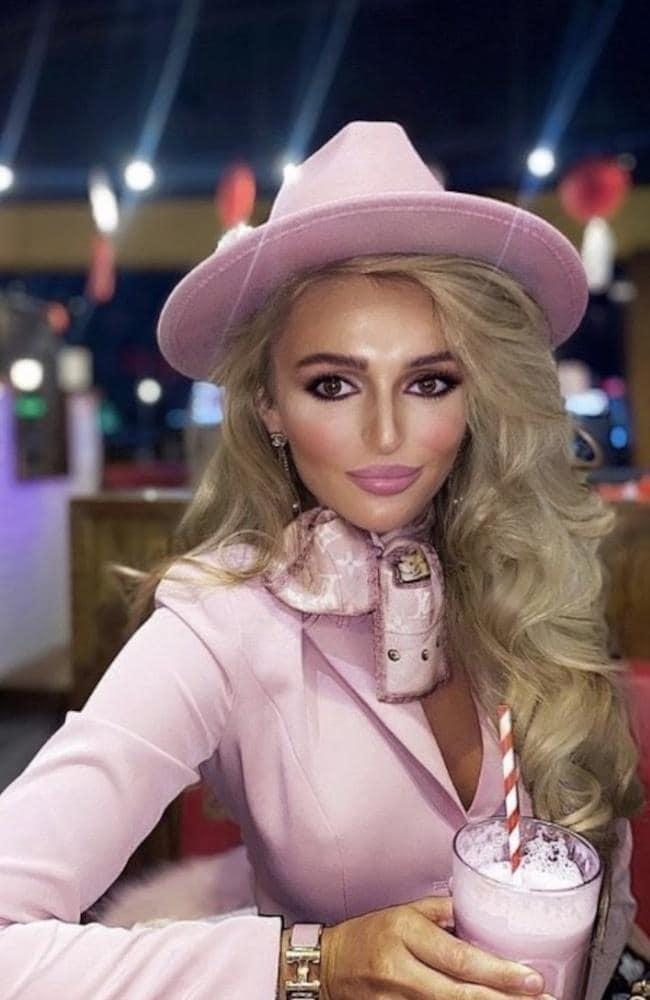 The real-life Barbie