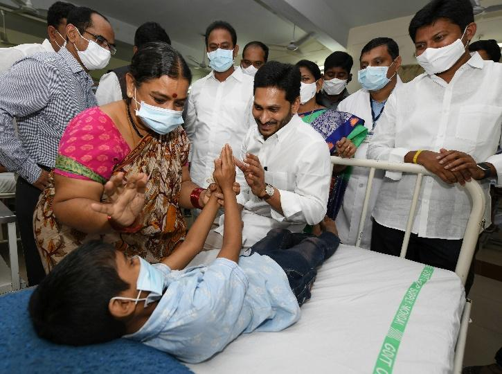Andhra Mystery Illness, Eluru Mystery Illness Cause