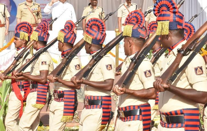 Nongpok Sekmai, Nongpok Sekmai Police Station, Best Performing Police Station India