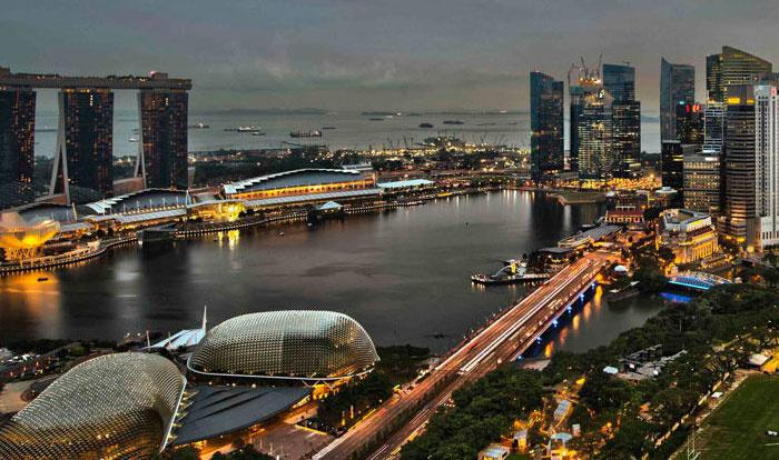 Singapore Before & After