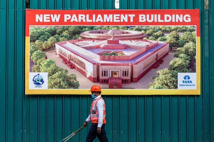 New Parliament India