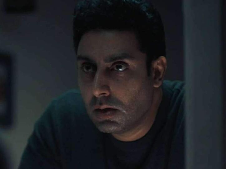 Abhishek Bachchan in breathe into the shadows