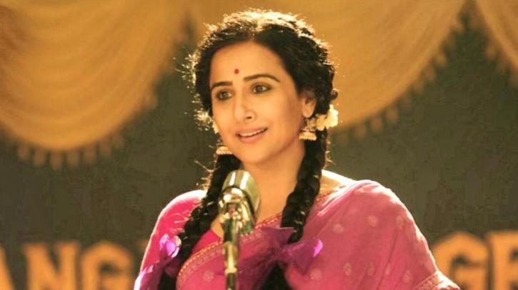 Vidya Balan in Shakuntala Devi / Amazon Prime Video