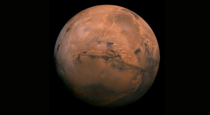 mars fuel water