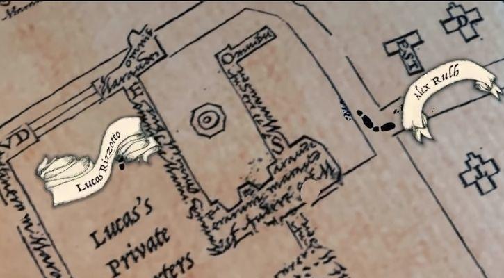 marauders map ar