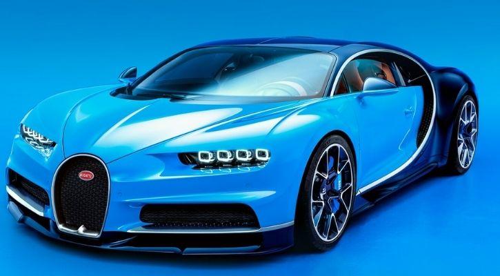 Bugatti Chiron watch