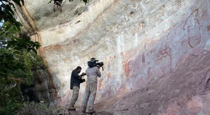 prehistoric painting amazon