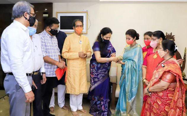 Urmila Matondkar joins Shiv Sena / ANI
