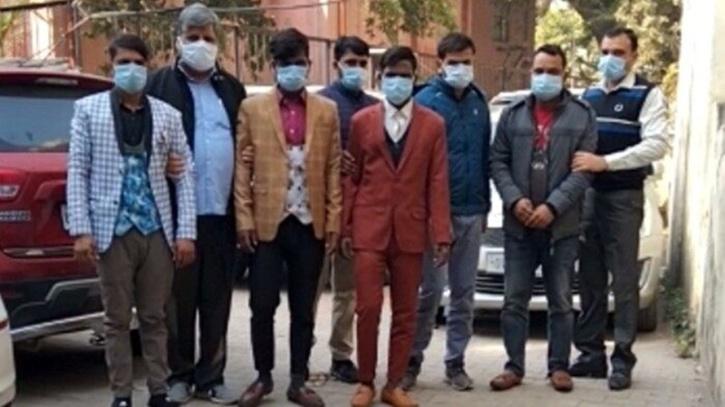 Delhi Wedding Arrest