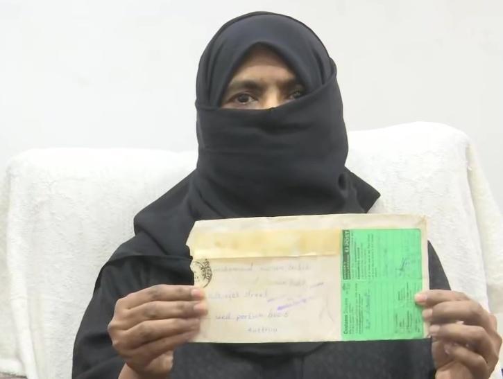 Hyderabad Woman, Mohammed Hossain Habibi, Hussain Ali, Hyderabad Child Brides