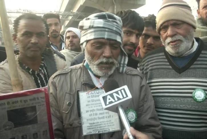 Satyadev Manjhi, Satyadev Manjhi Bihar, Farmers Protest, Farmers Protest Delhi