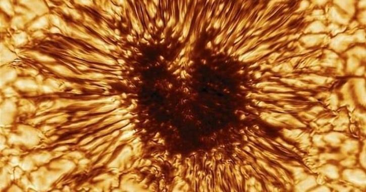 sunspot hawaii telescope