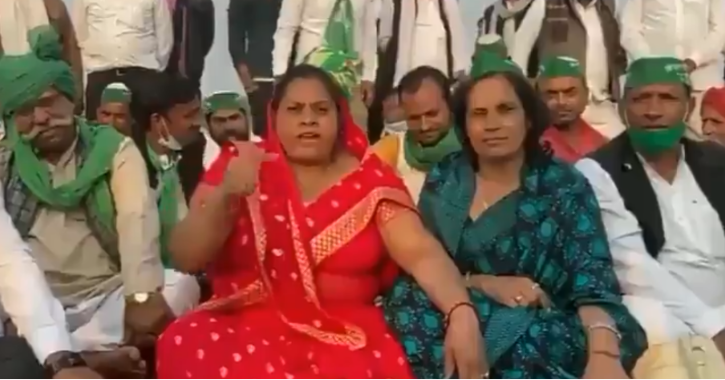 Farmer Protests Greater Noida