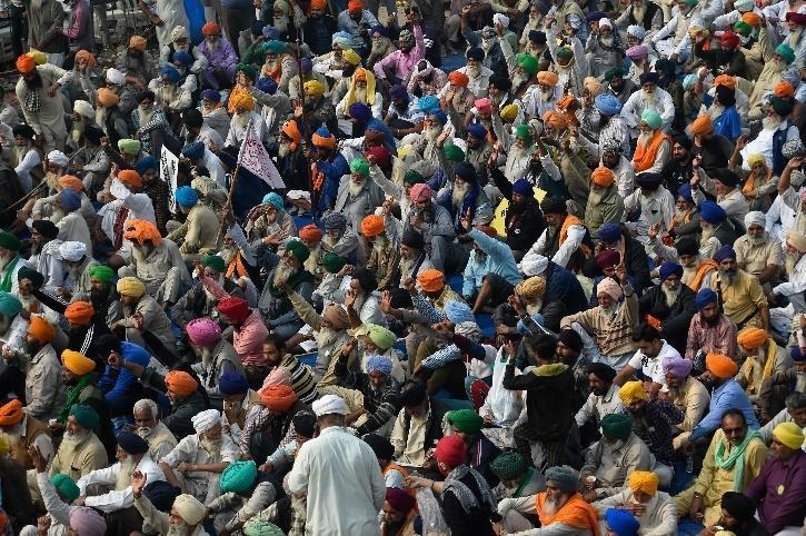 Tens of thousands of farmers have laid siege to Delhi for the last 12 days almost completely shutting all the border