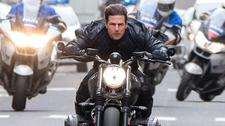 In A Leaked Clip, Tom Cruise Loses Temper Over Mission Impossible Crew Breaking COVID-19 Rules